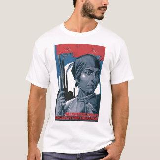 USSR,  russian, soviet, propaganda T-Shirt