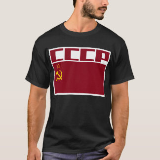 USSR Space Patch T-Shirt