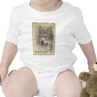 USSR ~ Stamp Russian Wolf Creeper