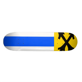 Ustek, Czech Skate Board Deck