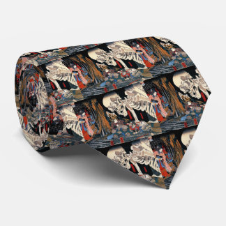 Utagawa country 芳 'the old Imperial Palace of Tie