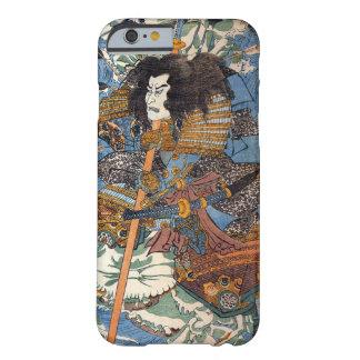 Utagawa Kuniyoshi Samurai Barely There iPhone 6 Case