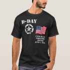Utah Beach, Normandy, France, June 6, 1944 T-Shirt