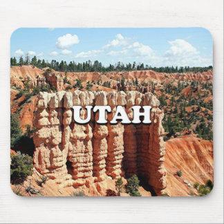 Utah: Bryce Canyon National Park Mouse Pad