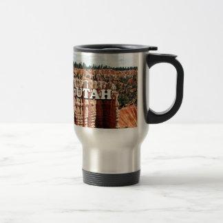 Utah: Bryce Canyon National Park Travel Mug