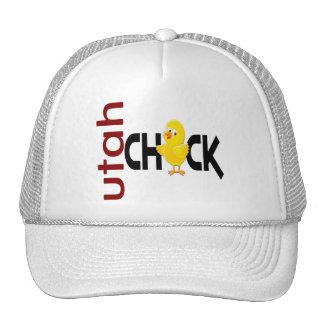 Utah Chick 1 Mesh Hat