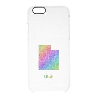 Utah Clear iPhone 6/6S Case