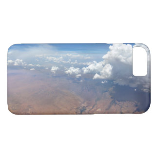 Utah Cloudscape from 36,000 Feet iPhone 8/7 Case