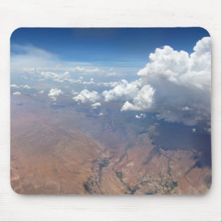 Utah Cloudscape from 36,000 Feet Mouse Pad