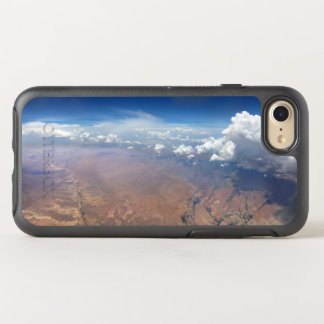 Utah Cloudscape from 36,000 Feet OtterBox Symmetry iPhone 8/7 Case
