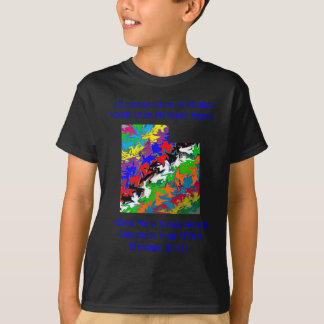 Utah Customizable Colorful Election T-Shirt