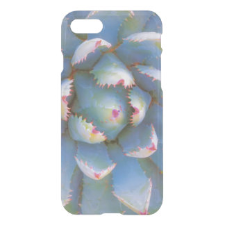 Utah, Dixie National Forest. Close-up of yucca iPhone 7 Case