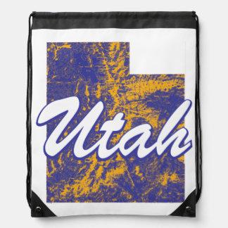 Utah Drawstring Bag