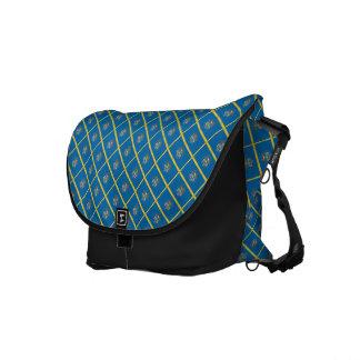 UTAH Flag Pattern Courier Bags