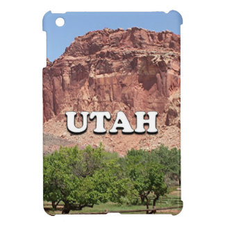 Utah: Fruita, Capitol Reef National Park, USA iPad Mini Cases