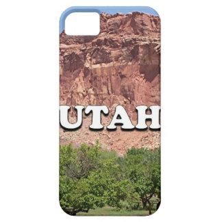 Utah: Fruita, Capitol Reef National Park, USA iPhone 5 Cover