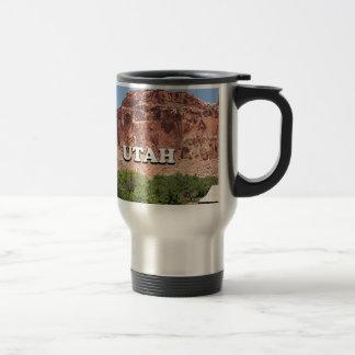 Utah: Fruita, Capitol Reef National Park, USA Travel Mug