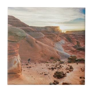 Utah, Glen Canyon National Recreation Area 3 Ceramic Tile