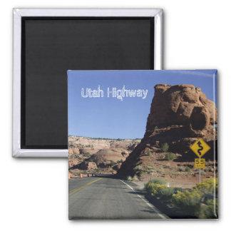 Utah Highway Magnet
