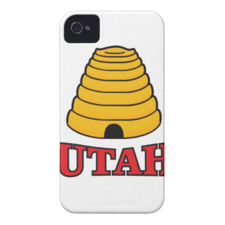 utah hive iPhone 4 Case-Mate cases