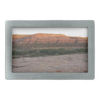 Utah Landscape Belt Buckle