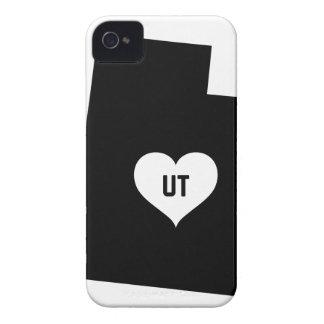 Utah Love iPhone 4 Case-Mate Case
