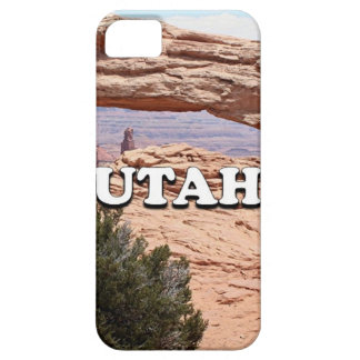 Utah: Mesa Arch, Canyonlands National Park, USA Barely There iPhone 5 Case