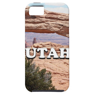 Utah: Mesa Arch, Canyonlands National Park, USA iPhone 5 Cases
