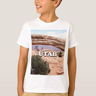 Utah: Mesa Arch, Canyonlands National Park, USA T-Shirt