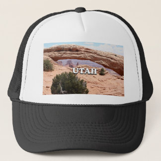 Utah: Mesa Arch, Canyonlands National Park, USA Trucker Hat