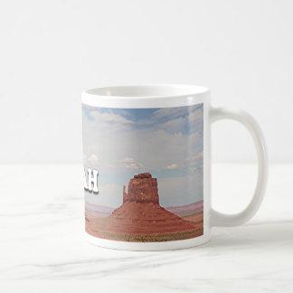 Utah: Monument Valley, USA Coffee Mug