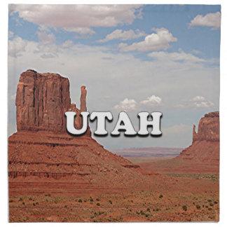 Utah: Monument Valley, USA Napkin