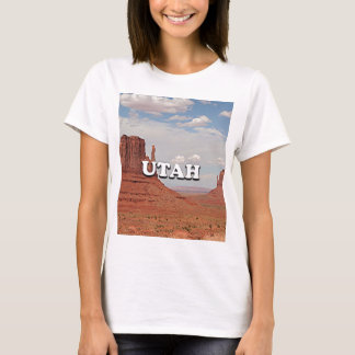 Utah: Monument Valley, USA T-Shirt