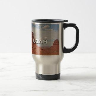 Utah: Monument Valley, USA Travel Mug