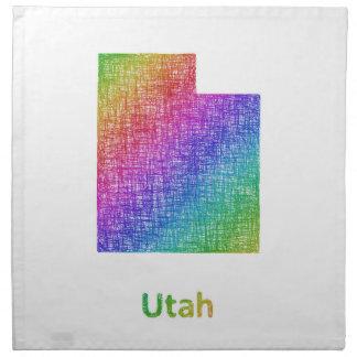 Utah Napkin