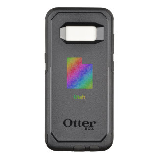 Utah OtterBox Commuter Samsung Galaxy S8 Case