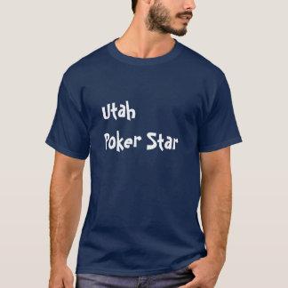 Utah Poker Star T-Shirt