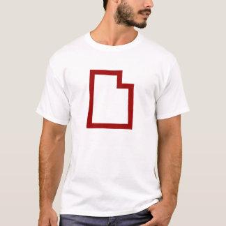Utah (Red) T-Shirt