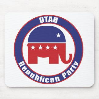 Utah Republican Party Mousepad