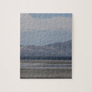 Utah Salt Landscape Jigsaw Puzzle