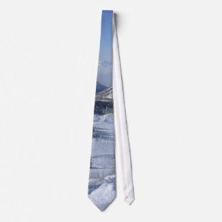 Utah Skiing Tie