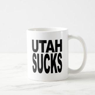 Utah Sucks Mugs