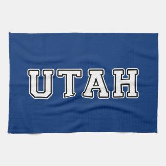 Utah Tea Towel
