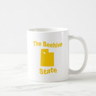 Utah: The Beehive State Coffee Mugs