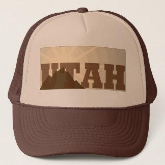 Utah Vintage Trucker Hat