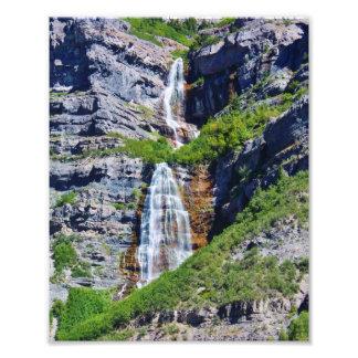 Utah Waterfall #1a- Framable Photo