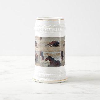 Utah Wild Mustang Mug