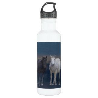 Utah Wild Mustangs 710 Ml Water Bottle