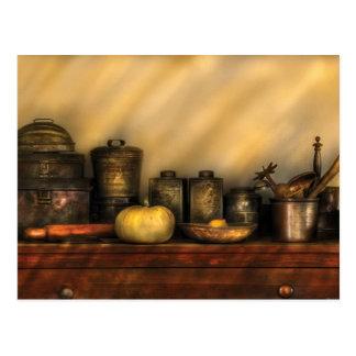 Utensils - Kitchen Still Life Postcard