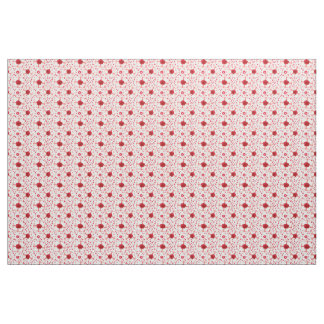 UterRoses - Uterus Rose Cross Repeat Pattern Fabric